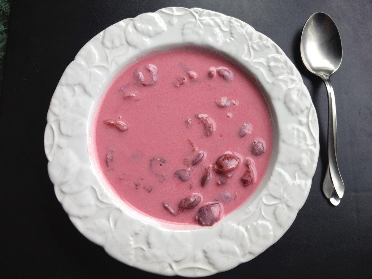 Cseresznye leves