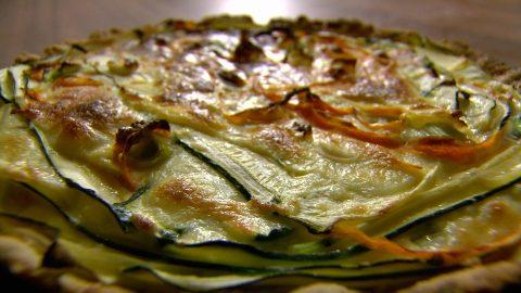Zöldséges pite