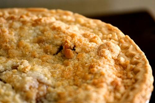 Habos, almás pite