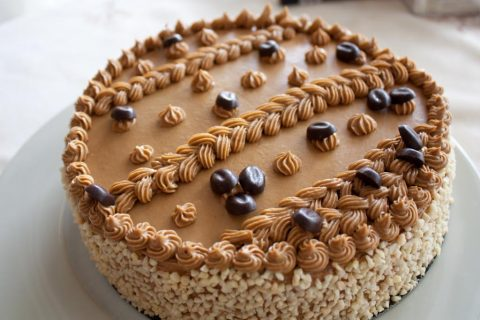 Deák torta