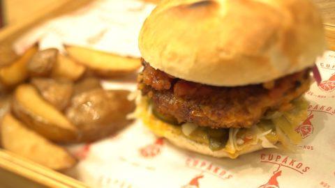 """Cupákos """"Burger"""""""