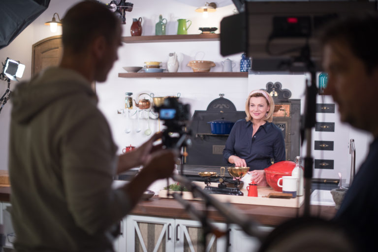 Borbás Marcsi szakácskönyve minden vasárnap 17.25-től a Duna TV-n