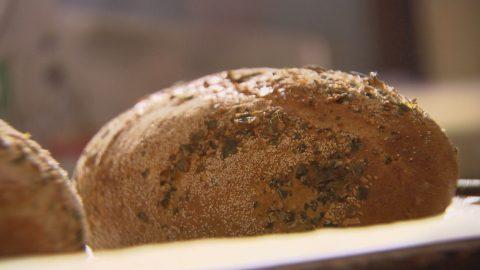 Tökmagos, burgonyás kenyér