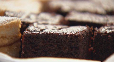 Céklás sütemény