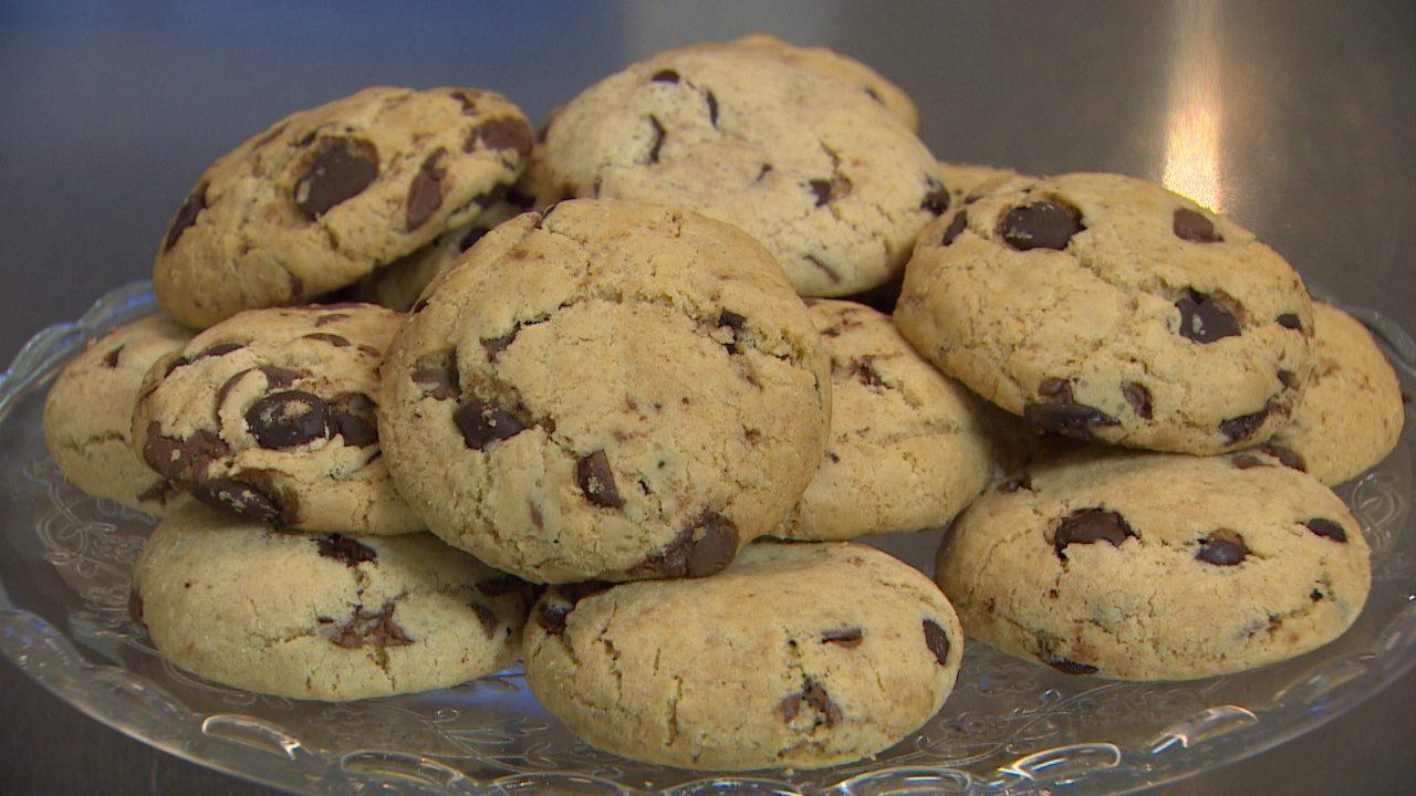 Csokis cookies